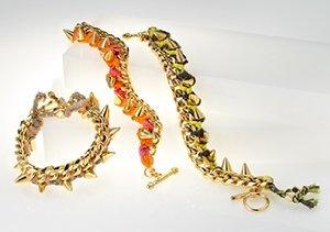 Eclectic Edge: Bracelets by Ettika
