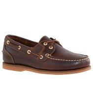 Women's Classic Amherst 2-Eye Boat Shoe