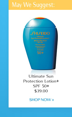 Ultimate Sun Protection Lotion+ SPF 50+