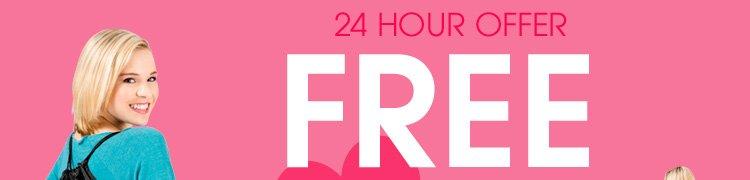 24 hour offer