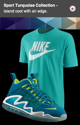 Sport Turq Collection