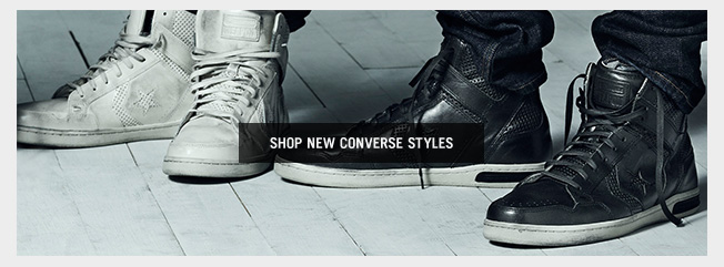 Shop New Converse Styles