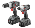 PORTER-CABLE 2-Tool 18-Volt Cordless Combo Kit