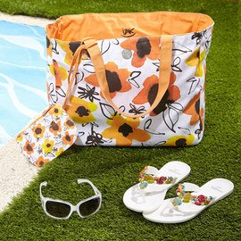 Pool Party: Accessories & Shoes