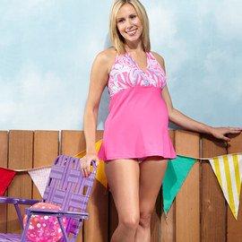 Pool Party: Maternity Swimwear