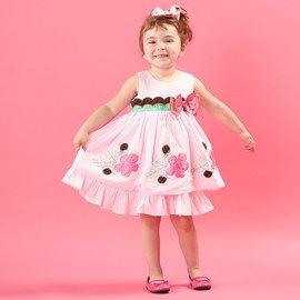 Prettiest in Pink: Girls' Apparel