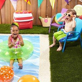 Pool Party: Kids' Swimwear & Shoes