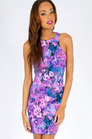 SWEETEST HAZE TANK DRESS 32