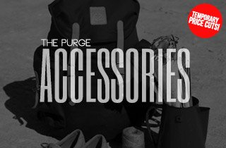 The Purge: Accessories