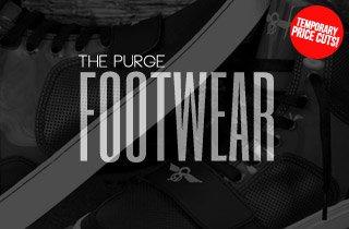 The Purge: Footwear
