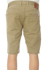 The Gripper Twill Shorts in Khaki