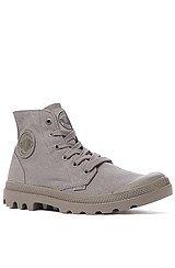 The Mono Chrome Sneaker Boot in Dark Grey