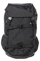 The Tech Backpack in Black