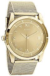 The Moment Watch in Gold