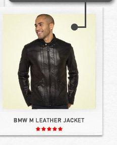 BMW M LEATHER JACKET