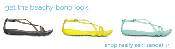 get the beachy boho look. shop really sexi sandal