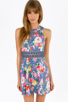 SUNNY SIDE UP SKATER DRESS 33