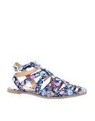 ASOS FALCON Gladiator Flat Sandals