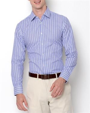 Boss By Hugo Boss Gingham Button-Up
