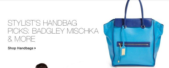 Stylist's Handbag Picks: Badgley Mischka & More