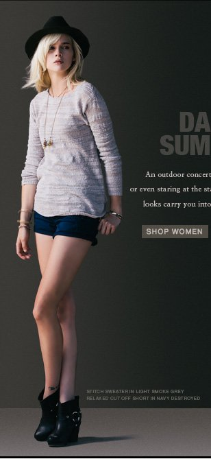 Dark Summer Shop Women