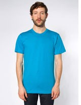 Fine Jersey Short Sleeve T-Shirt