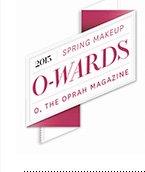 2013 SPRING MAKEUP     O-WARDS     0, THE OPRAH MAGAZINE