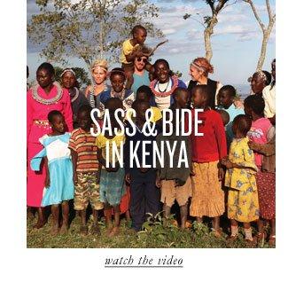 sass & bide in kenya
