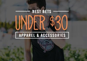 Shop Best Bets Under $30: Apparel & More
