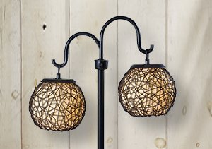 Bright Ideas for Outside