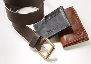 Timberland: Belts & Wallets