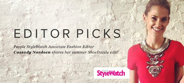 People StyleWatch Fashion Editor Shares Her Summer Favorites
