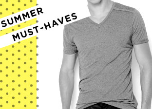 Summer Must-Haves Sale: Men's apparel