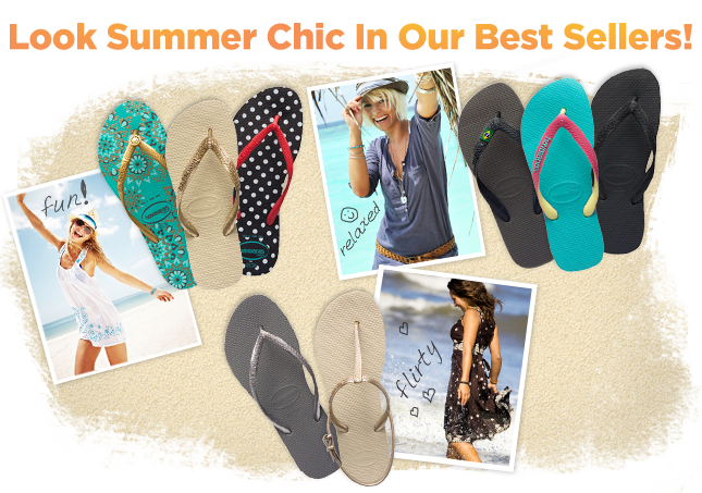 Look Summer Chic In Our Best Sellers