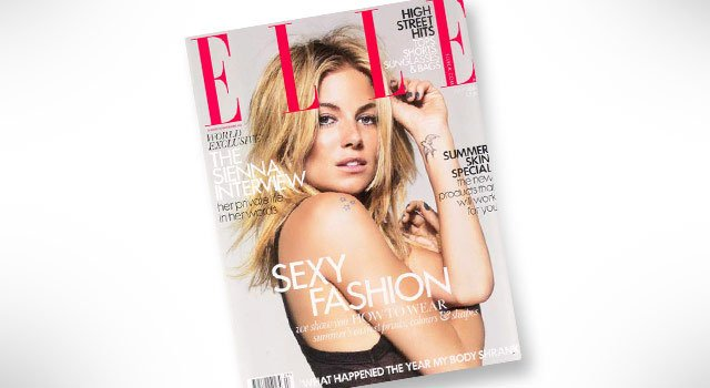 85% Off 2-year ELLE Subscription