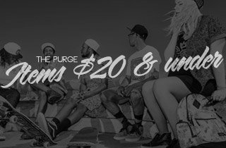 The Purge: Items $20 & under