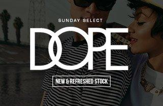 Sunday Select: DOPE