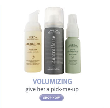 volumizing. shop now