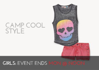 CAMP COOL STYLE - GIRLS