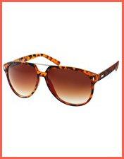 A J Morgan Aviator Sunglasses