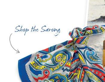 Shop the Sarong
