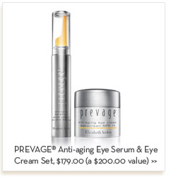 PREVAGE® Anti-aging Eye Serum & Eye Cream Set, $179.00 (a $200.00 value)