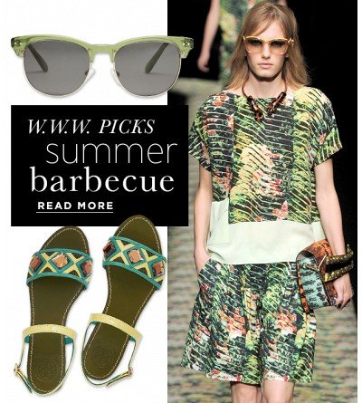 Gear Up For BBQ Season With These Must-Have Pieces