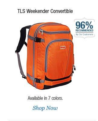 TLS Weekender Convertible