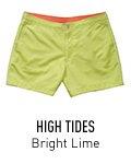 High Lime