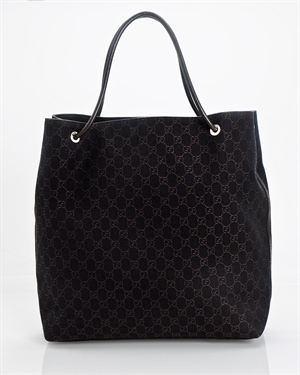 Gucci Monogram GG Tote Bag- Made in Italy