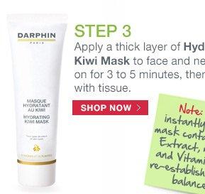 Hydrating Kiwi Mask