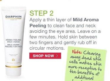 Mild Aroma Peeling
