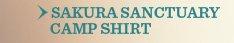 Sakura Sanctuary Camp Shirt