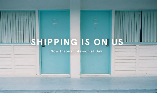 Shipping Is On Us